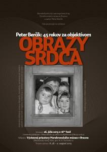 Výstava Petra Berčíka: 45 rokov za objektívom – Obrazy srdca